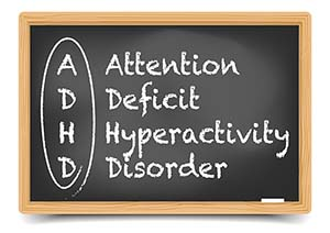 Attention Deficit Hyperactivity Disorder - ADHD bij kinderen Herken de tekens en symptomen