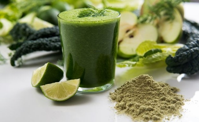 Power Smoothie - KOMKOMMER AVOCADO SMOOTHIE