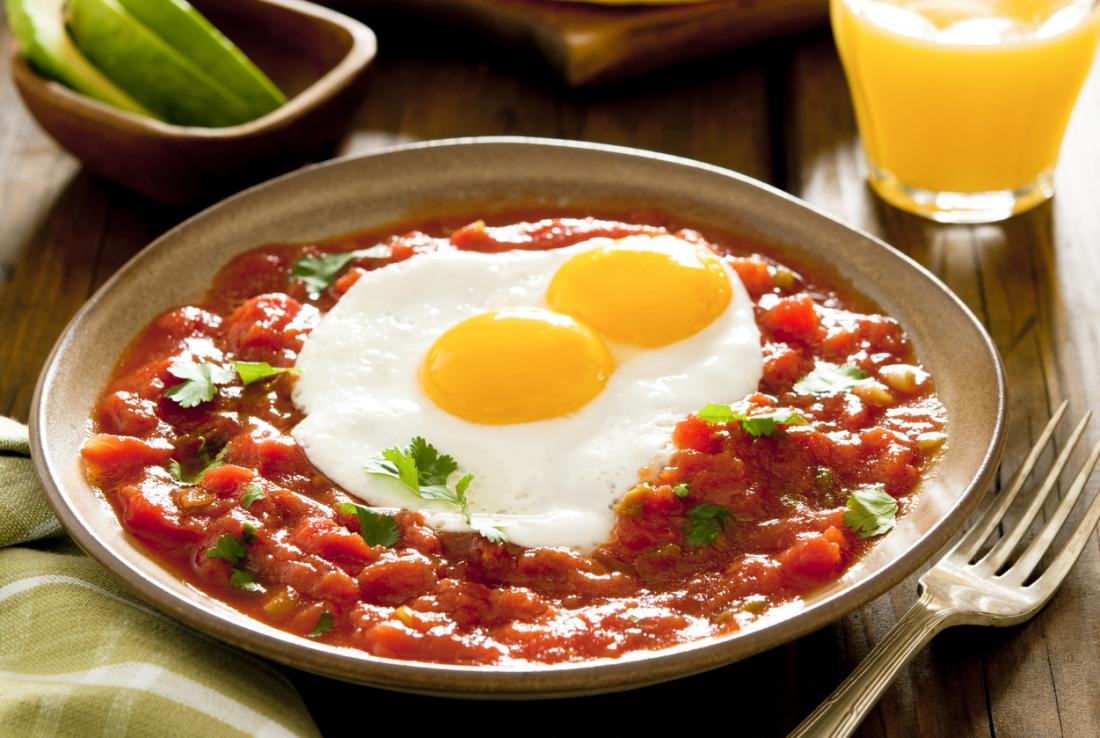 huevos rancheros is a simple recipe that can incorporate eggs into your diet the accompanying tomatoes and vegetables make it an overall ba - eieren gezond of niet? Alles wat u moet weten over eieren